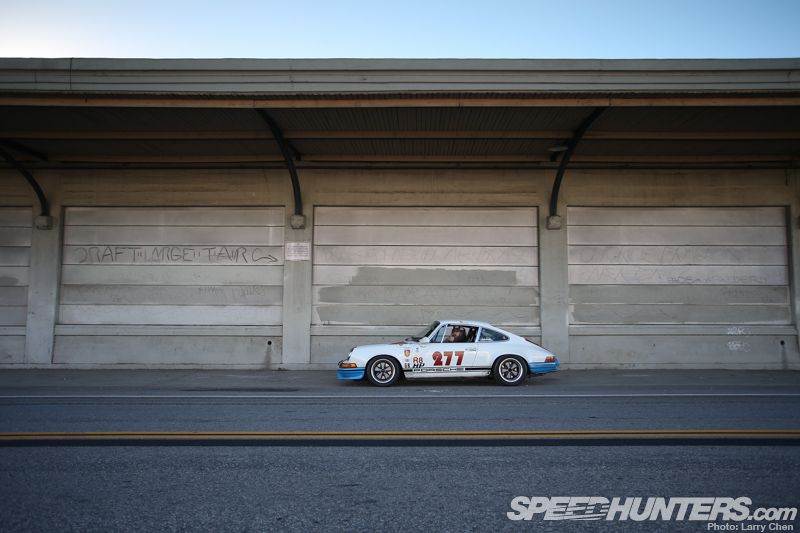 Magnus Walker: You Build Your Own Luck