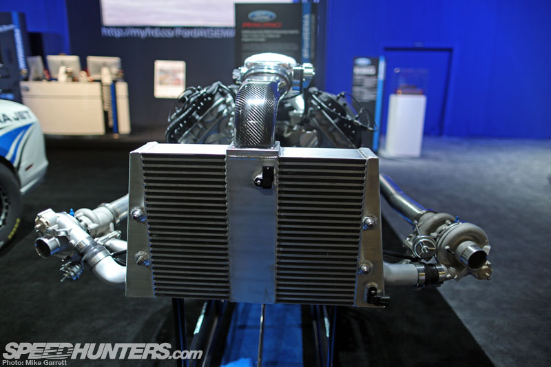 Sema 2012: Enginehunting