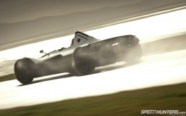 BAC Mono at Anglesey Circuit picture taken by Bryn Musselwhite