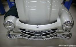 1920x1200 Mercedes-Benz 300SLPhoto by Jonathan Moore