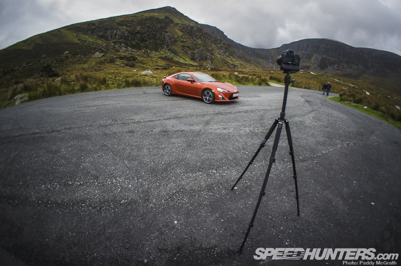 Behind The Scenes – Shooting The Gt86