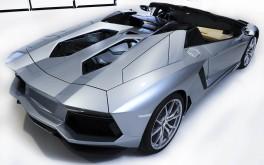1920x1200 Lamborghini Aventador Roadster