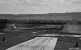 Airstrip Attack - Photo by Mike Garrett