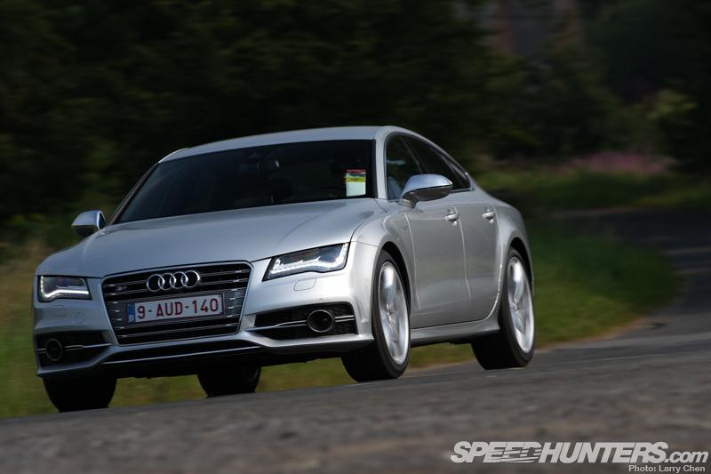 The Sleeper Star Destroyer: Audi's SuperCoupé