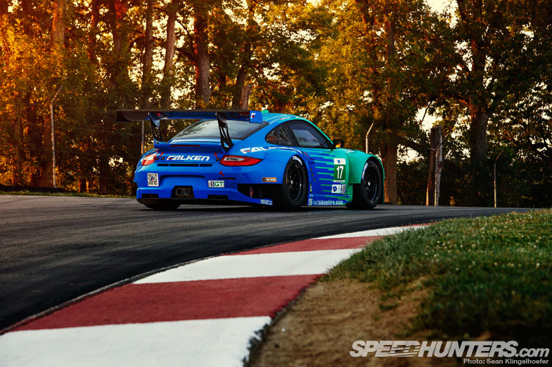 The Ultimate Contemporary 911, Falken's Gt3 Rsr