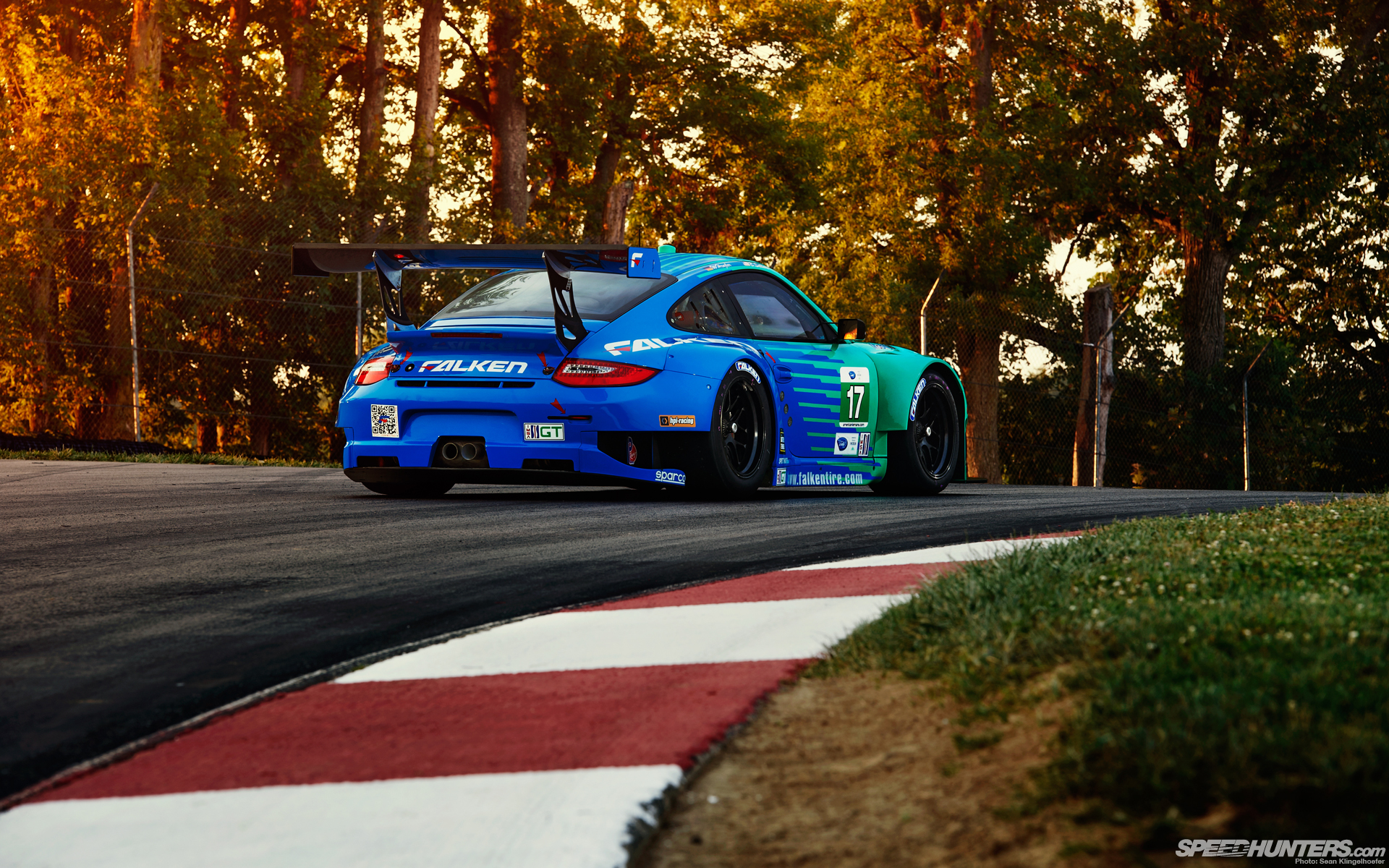 The Ultimate Contemporary 911 Falken S Gt3 Rsr Speedhunters