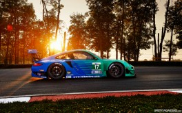 2012 Falken Tire Porsche GT3 RSR 1920x1200px photo by Sean Klingelhoefer