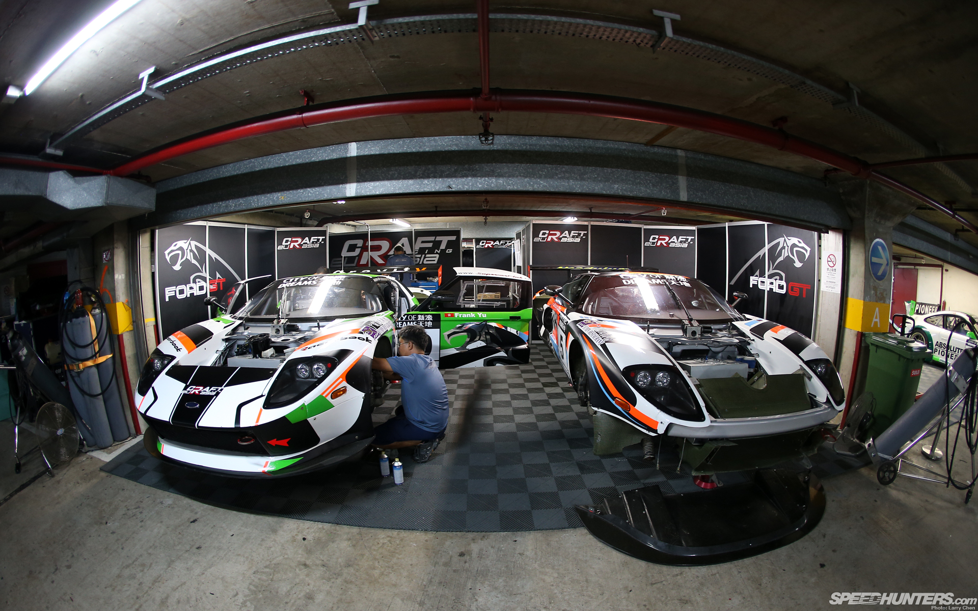 Underground garages at the macau grand prix speedhunters for Garage aulnay automobile