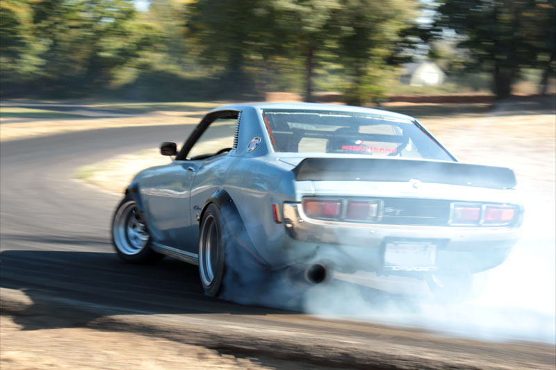 #featurethis: Beams-powered '73 Celica DriftCar