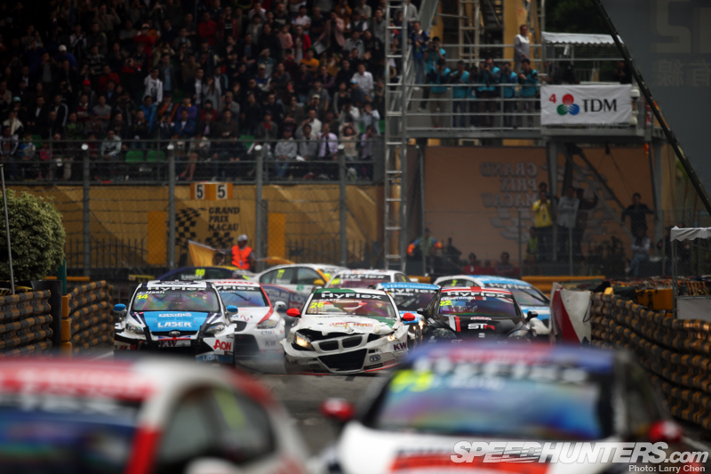 Macau Grand Prix: The Art Of Street Racing