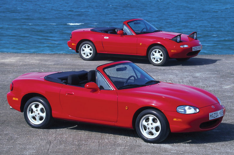 The Mazda Mx-5: Past, Present & Future