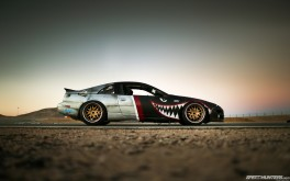 Z32 Drift Car - Photo by Larry Chen