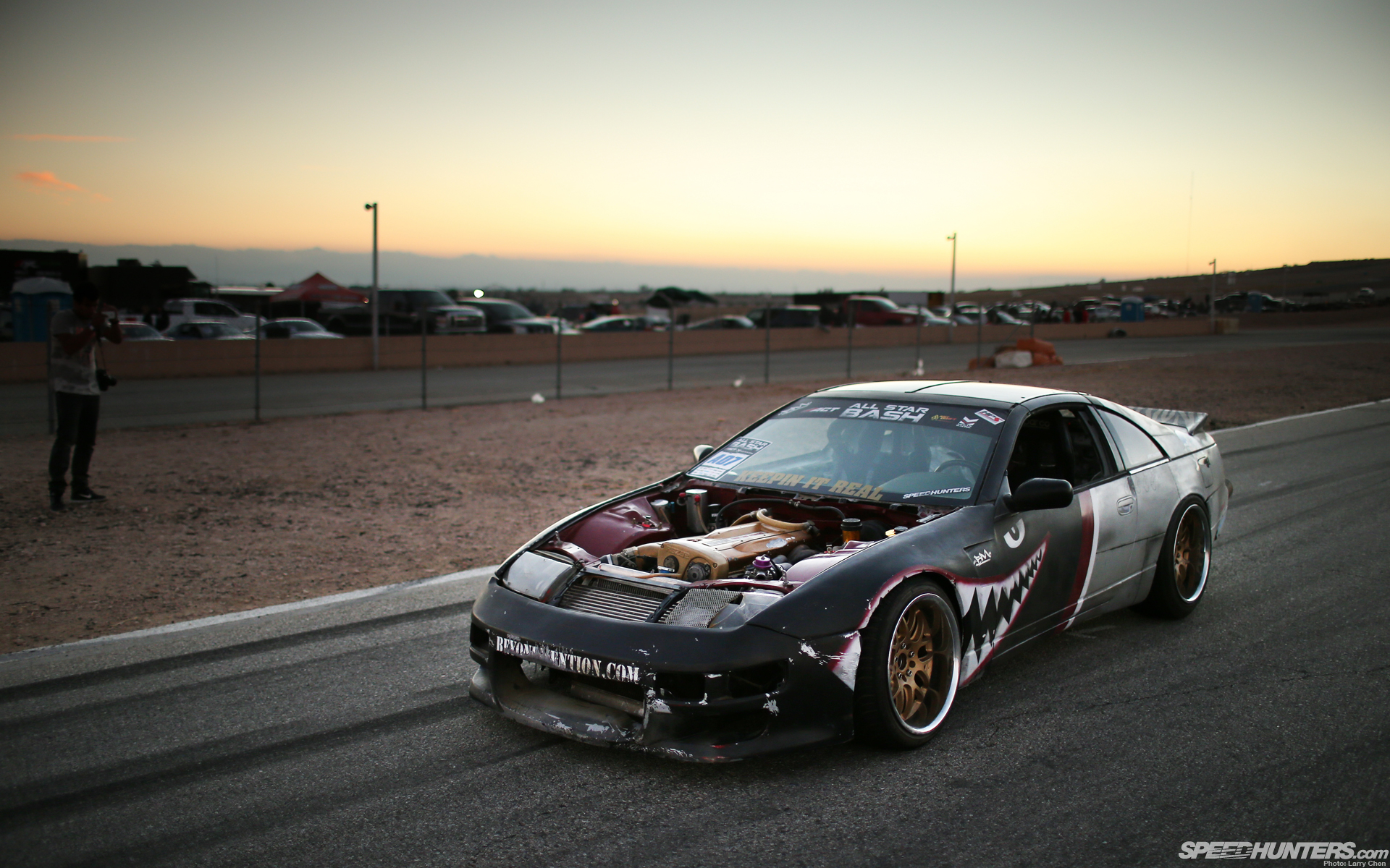 The Z32 Fighter Plane Speedhunters