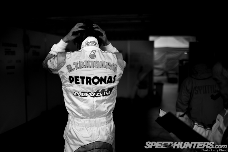Racing Legend: NobuteruTaniguchi