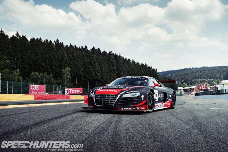 Engineered To Attack, The Wrt Audi R8 Lms Ultra