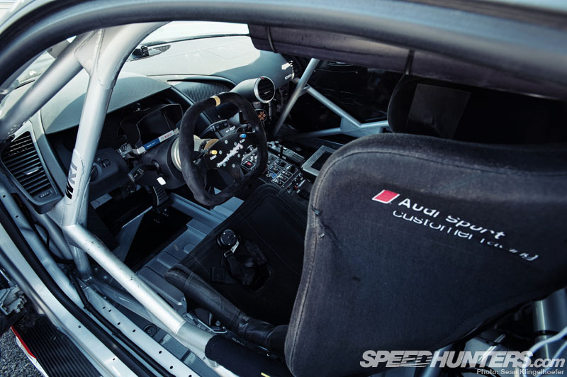 アウディ アウディ r8 lms ultra 12 : speedhunters.com