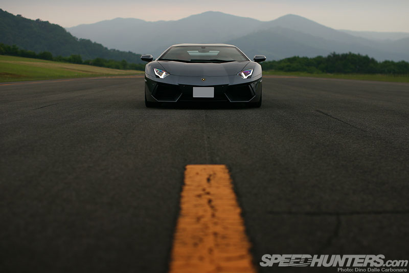 Raging Bull: The Aventador