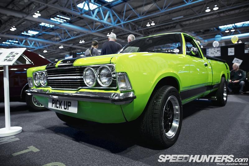 Rust Never Dies Retro Brit Classics At Cms Speedhunters