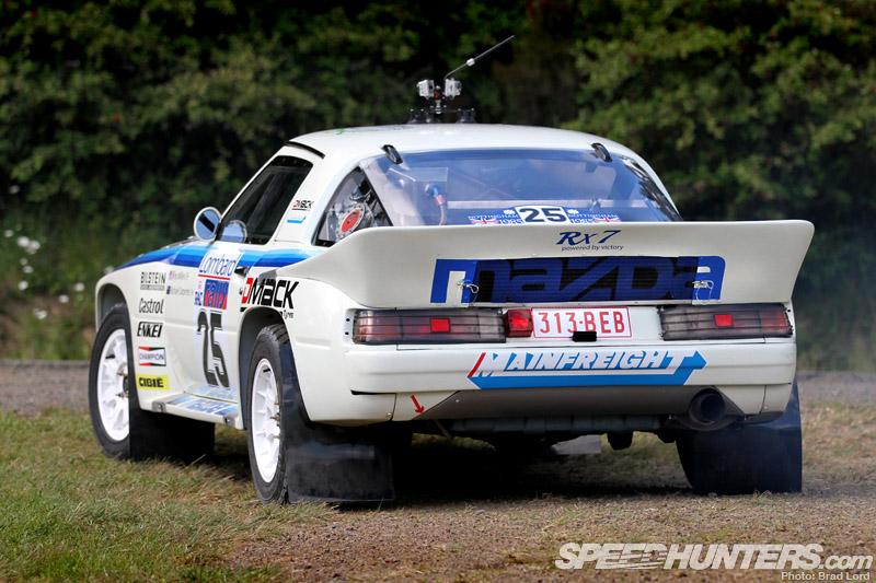 Retro Rally: Rhys Millen's Group B Rx-7 - Sdhunters