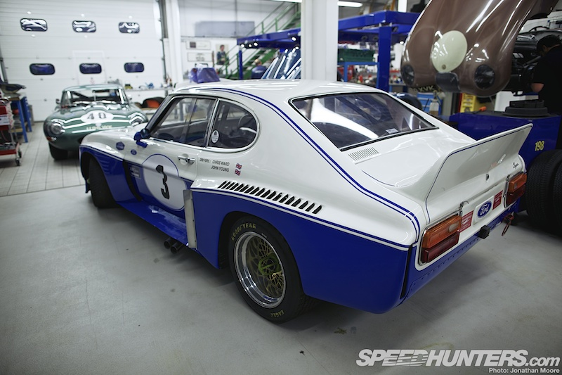 Racing Jaguars In The Roar Speedhunters