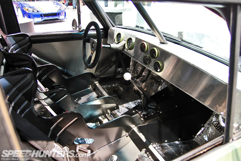 sema 2012 the good old usa speedhunters. Black Bedroom Furniture Sets. Home Design Ideas