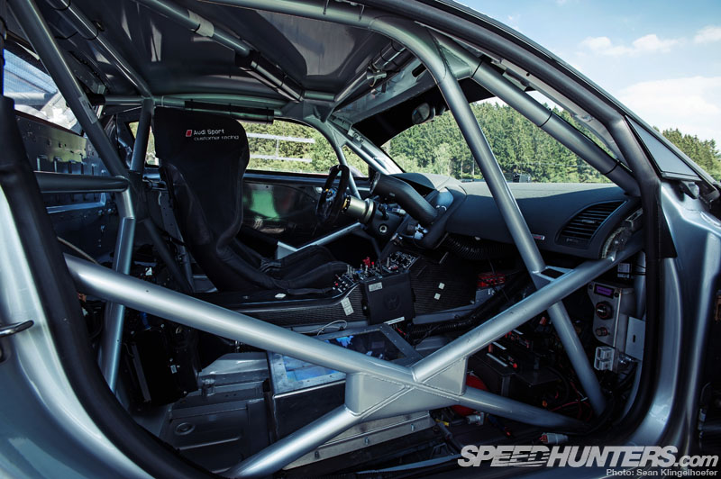 Engineered To Attack The Wrt Audi R8 Lms Ultra Speedhunters