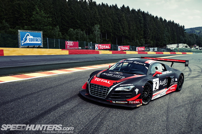 engineered to attack the wrt audi r8 lms ultra speedhunters. Black Bedroom Furniture Sets. Home Design Ideas
