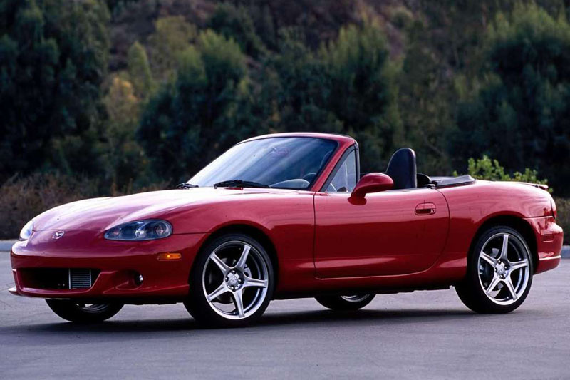 The Mazda Mx 5 Past Present Amp Future Speedhunters