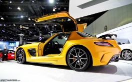 LA Auto Show 2012 - Photo by Mike Garrett