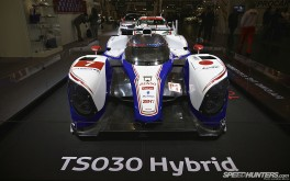 1920x1200 Toyota TS030 HybridPhoto by Jonathan Moore