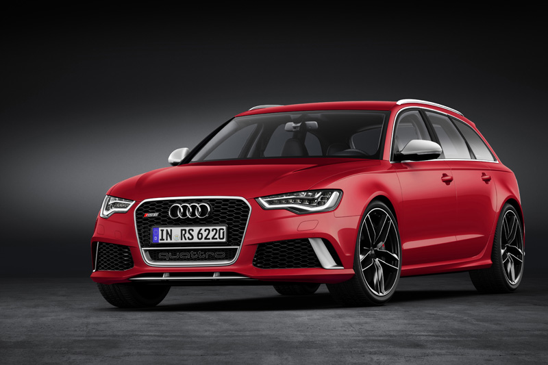 The King Of The Wagons Returns: 2014 Audi Rs6