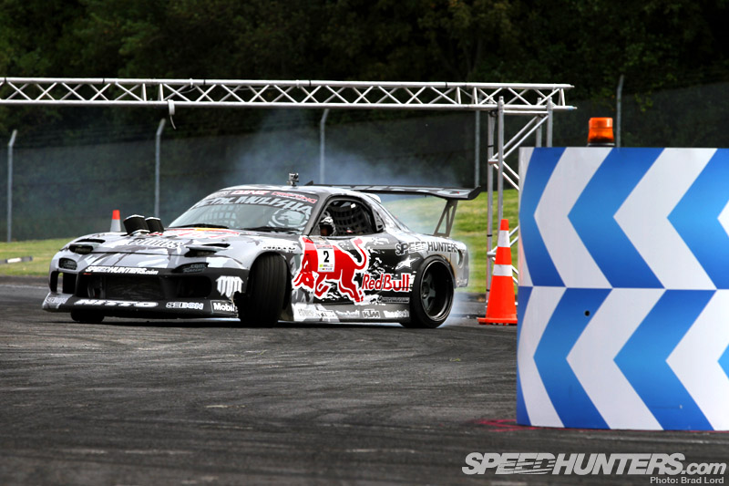 Drift Shifters: Mad Mike's Dream Comes To Life