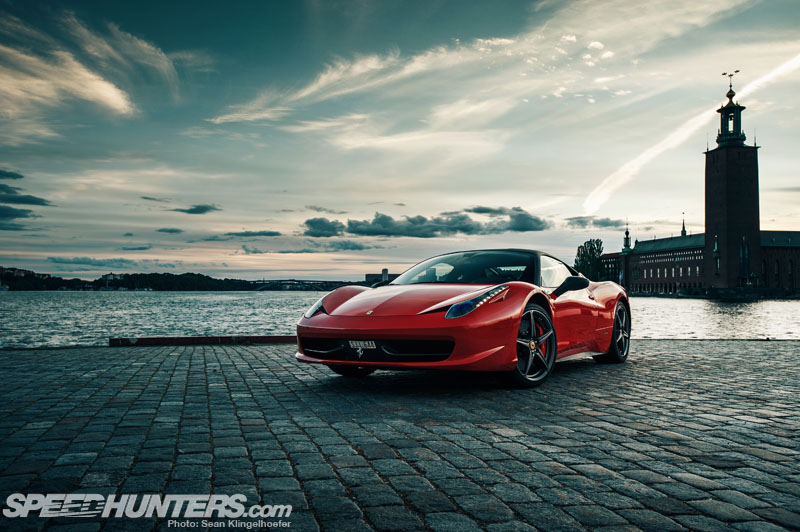 Memoirs Of A Speedhunter: The Lost Ferrari