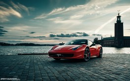 Ferrari 458 Italia 1920x1200px photo by Sean Klingelhoefer