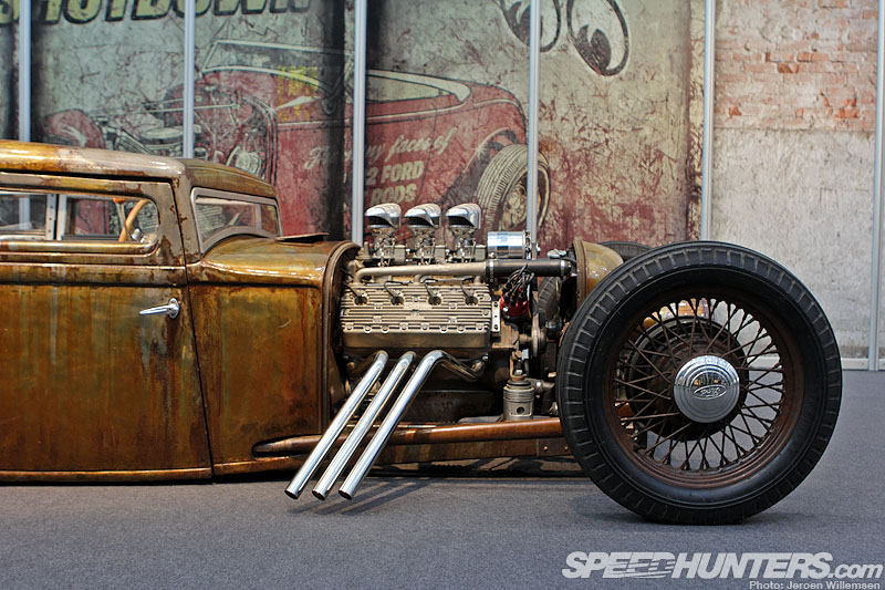 Essen Motor Show: Get In, Tune Up, Slam Down