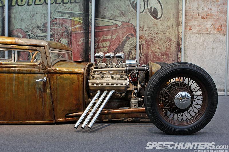 Essen Motor Show: Get In, Tune Up, SlamDown