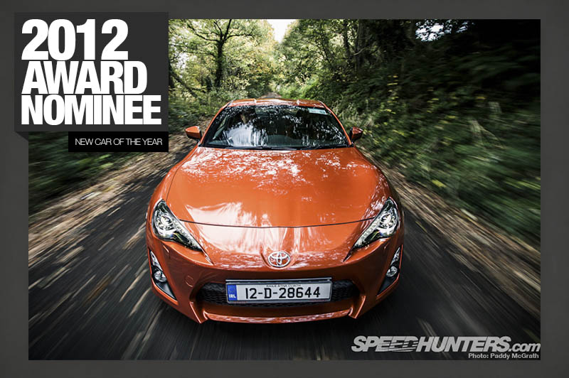 Speedhunters Awards 2012: <br />  New Car Of The Year