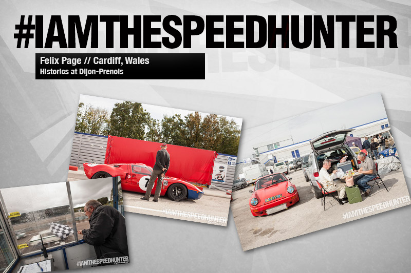 #iamthespeedhunter: Historics At Dijon-prenois