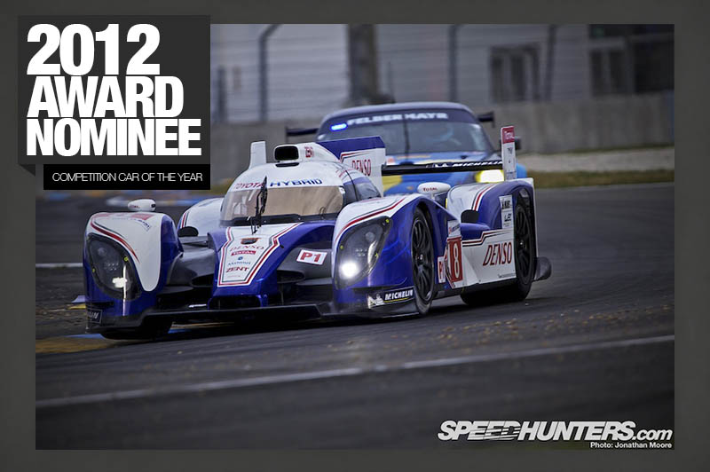 2012 Speedhunters Awards:<br/>competition Car Of The&nbsp;Year
