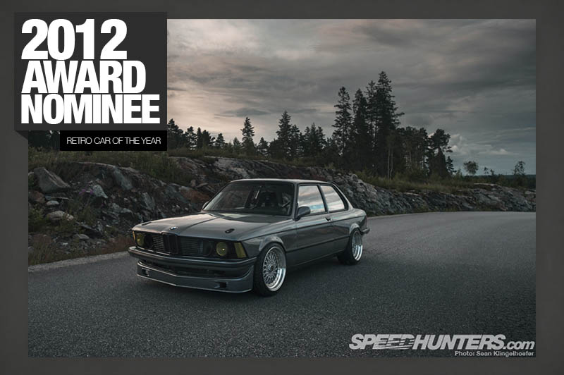 2012 Speedhunters Awards:<br/>retro Car Of The&nbsp;Year