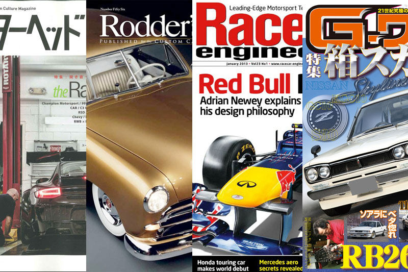 2012 Speedhunters Awards: Magazine Of The Year