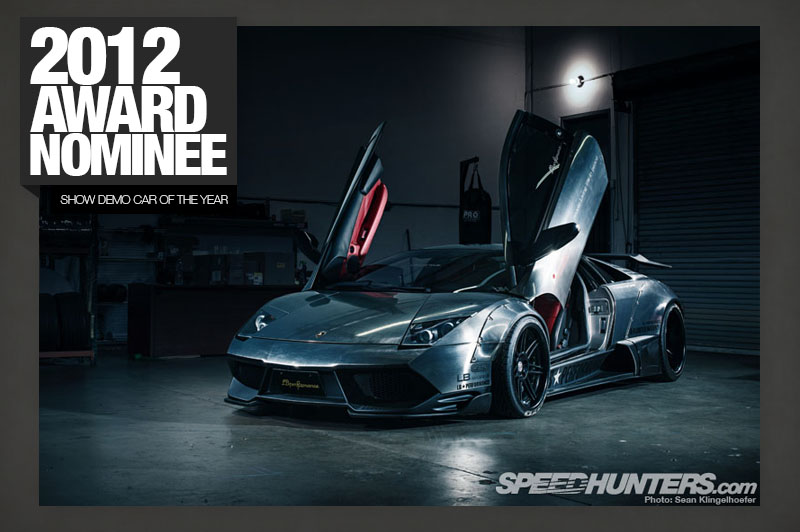 2012 Speedhunters Awards: <br /> Show Demo Car Of The&nbsp;Year