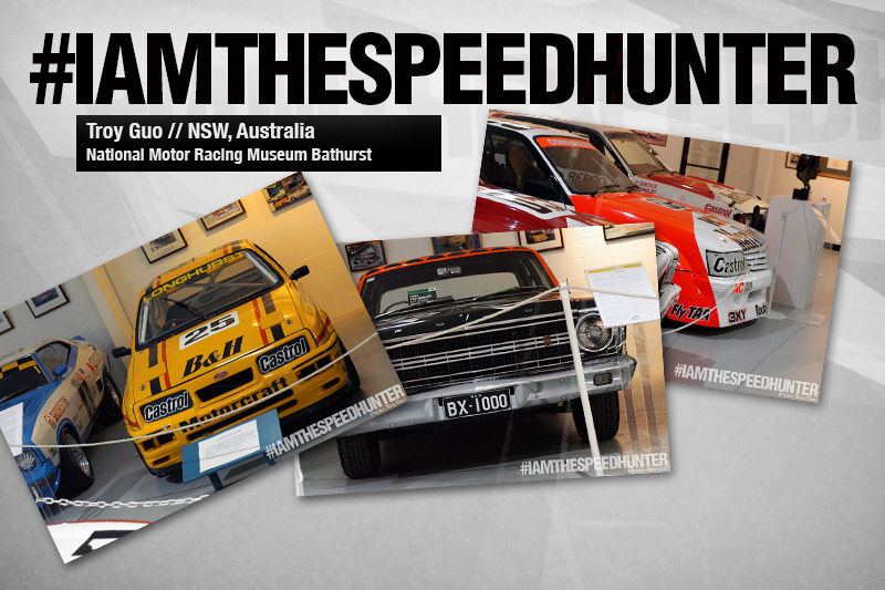 #iamthespeedhunter: Bathurst Racing Museum
