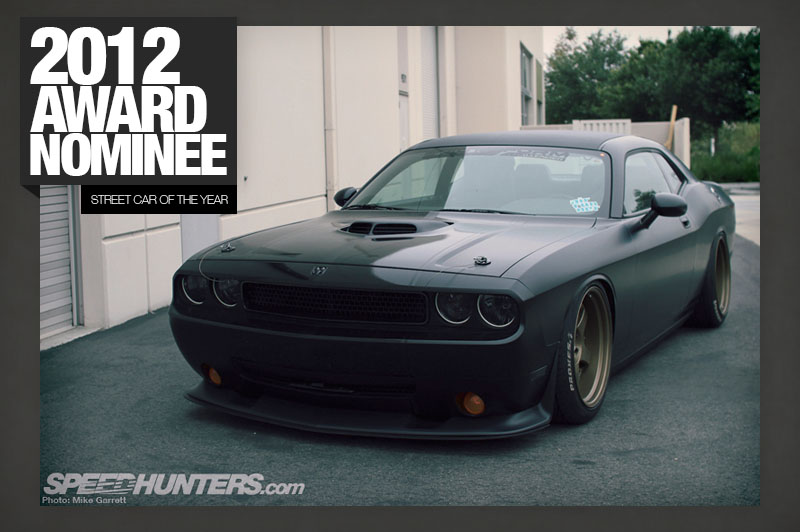 2012 Speedhunters Awards:<br />street Car Of The&nbsp;Year