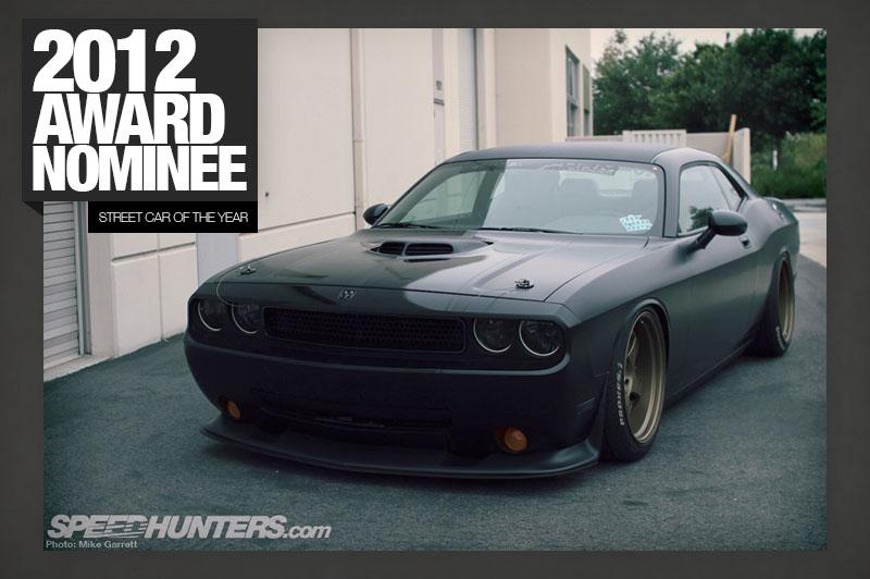 2012 Speedhunters Awards:<br />street Car Of TheYear