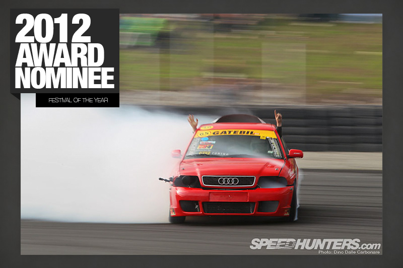 Speedhunters Awards 2012: Festival Of The Year