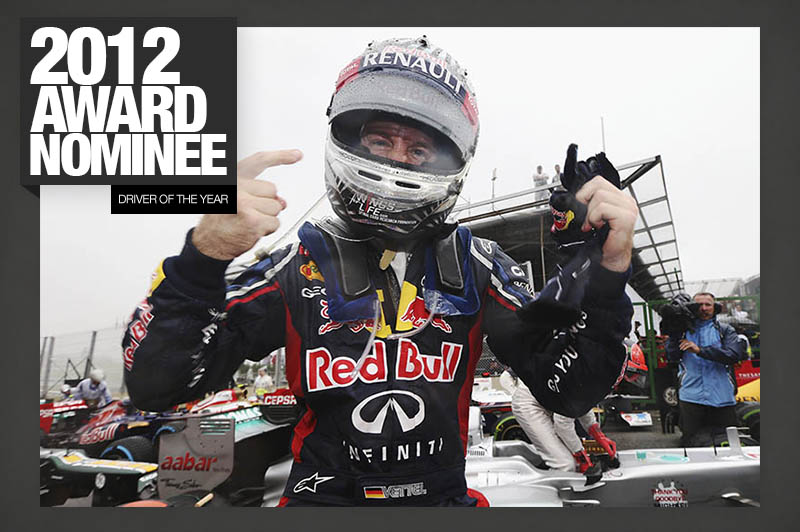 2012 Speedhunters Awards: Driver Of TheYear