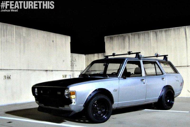 #featurethis: 4g63-swapped '73 GalantWagon