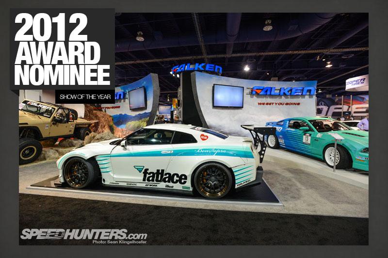 2012 Speedhunters Awards: Show Of TheYear