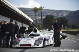 Chopard Superfast event to launch the new range of super fast watches at the Ascari Race Resort, Spain, 22 November 2012